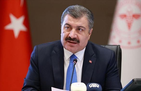 Sağlık Bakanı Koca: Yoğun bakım doluluk oranı yüzde 66