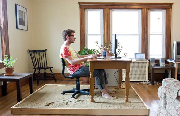 Evden çalışma KOBİ'lere uzak girişimcilere yakın geldi