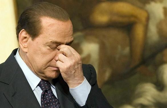 Berlusconi koronavirüse yakalandı