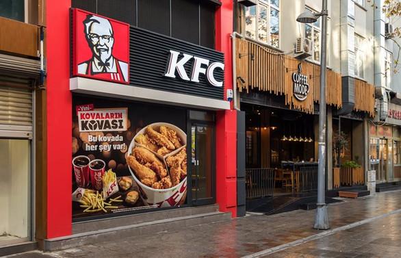 KFC, İş Holding'in oldu sırada Pizza Hut var