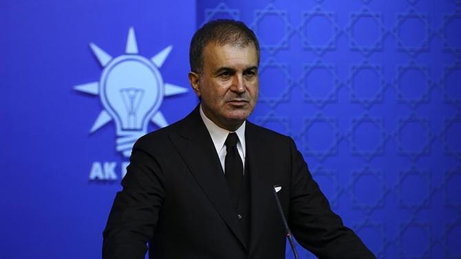 AK Parti Sözcüsü Çelik: Diplomasi isteyenlere kapımız açık