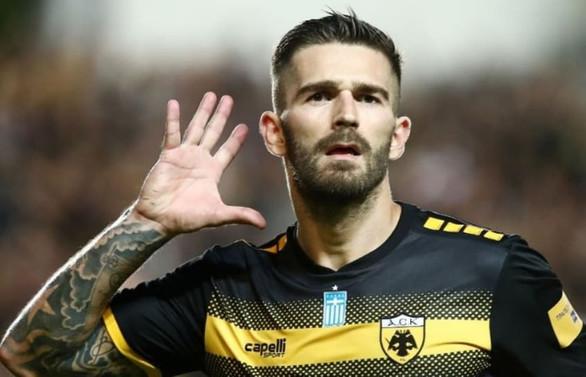 Trabzonspor Marko Livaja için devrede