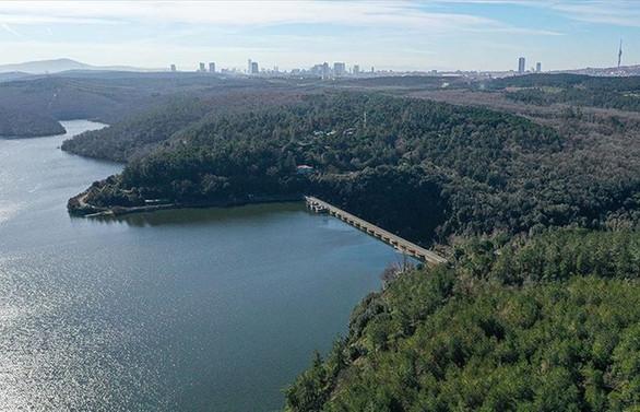 İstanbul'daki barajlarda su seviyesi yüzde 40'ın altına indi