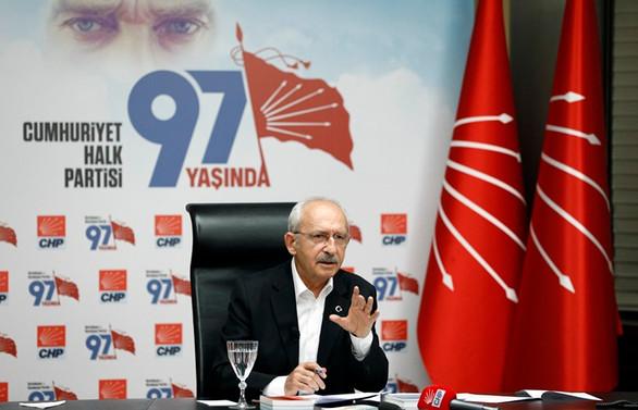 CHP lideri Kılıçdaroğlu: Ekonomik buhranın içindeyiz