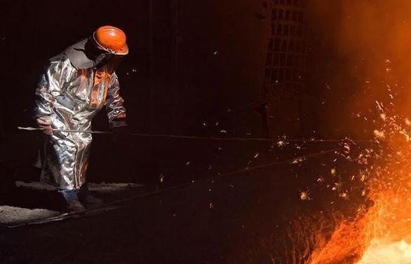 Türkiye'de ham çelik üretimi arttı