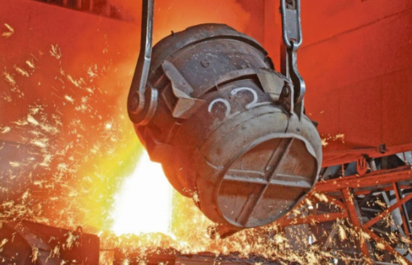 Ham çelik üretimi ağustosta arttı