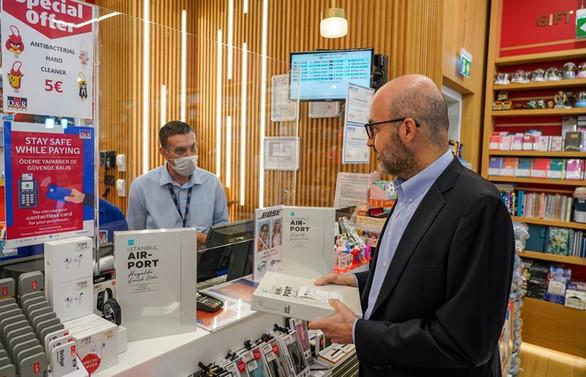 İstanbul Havalimanı'nı anlatan Hayaldi Gerçek Oldu kitabı satışa sunuldu