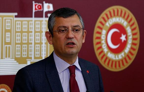 Özel'den Kobani soruşturmasıyla ilgili açıklama: Hangi yeni delil var bilmek isteriz