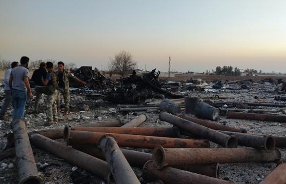 Resulayn'da bombalı terör saldırısı: 6 ölü