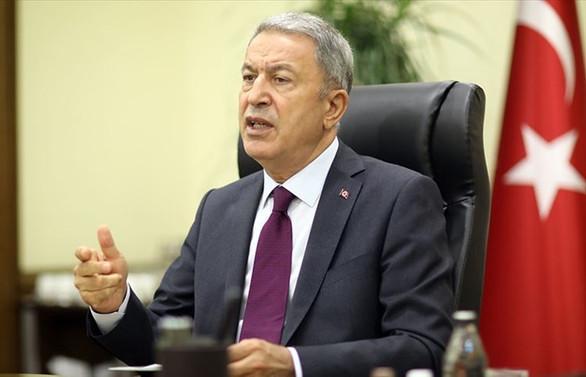 Akar: Ermenistan saldırılarını derhal durdurmalı