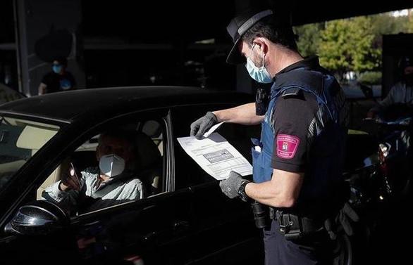 İspanya'da 3 günde vaka sayısı 31 bin 785 arttı