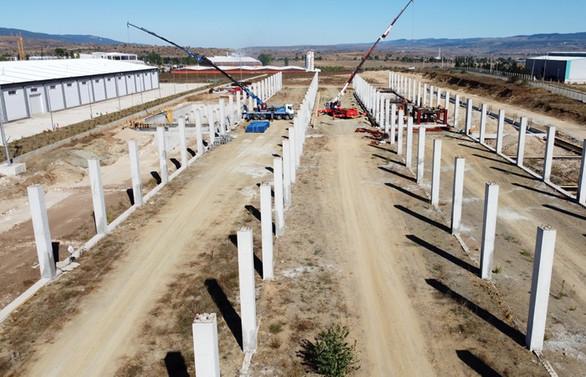 Bolu'ya 15 milyon euro yatırımla helal jelatin üretim fabrikası