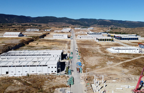 Bolu'da helal jelatin üretimi için fabrika kuruluyor