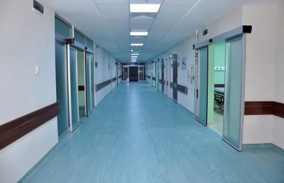500 hastane icralık oldu