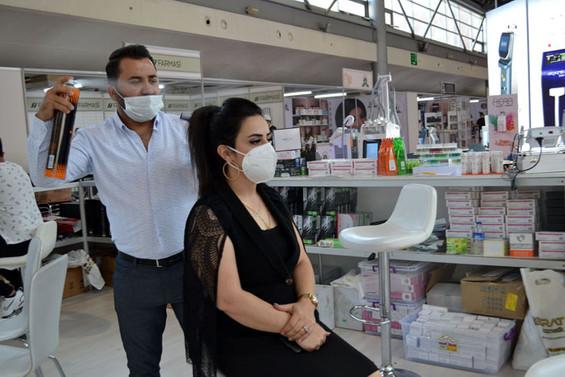 BUCOS 2. Kozmetik ve Güzellik Fuarı Bursa'da başladı