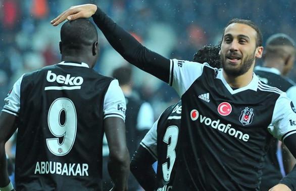 Beşiktaş'ta forvete dört aday