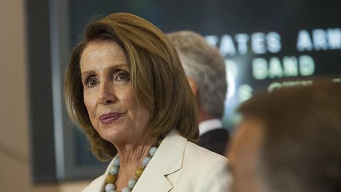 Pelosi: Hazine ile COVID-19 yardım paketi görüşmesi olumlu geçti