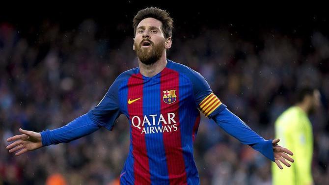 Messi huzur istiyor