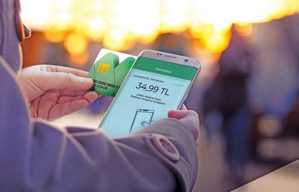 Multinet Up'tan tamamen temassız bir ödeme dünyası!