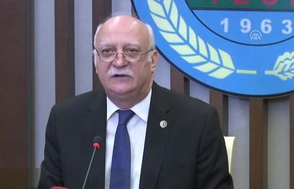 TZOB Başkanı Bayraktar: Pamukta prim desteği artırılsın