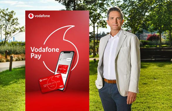 'Vodafone Pay'de hedef 1 yılda 1 milyon
