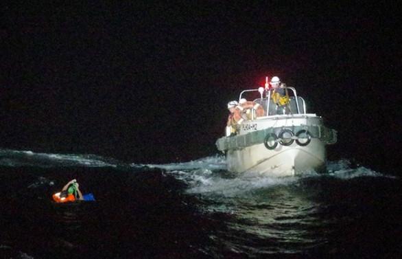 BAE'li şirkete ait yük gemisi Japonya kıyılarında battı