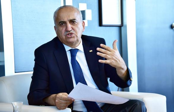 OSTİM Başkanı Aydın: 5G'de Avrupa'dan iyiyiz