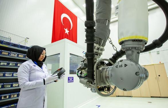 TUSAŞ, AR-GE harcamalarını ikiye katladı