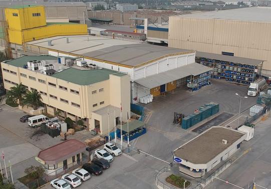 Diversey'in Gebze fabrikası, TSE Güvenli Üretim Belgesi aldı