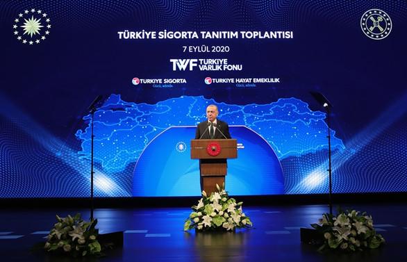 Türkiye Sigorta'nın, sigorta sektörümüzü küresel rekabette zirveye taşımasını ümit ediyorum