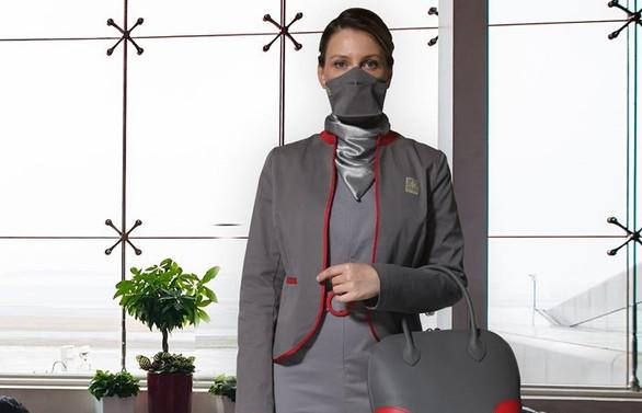 Keyvan Havacılık'tan antiviral ve antibakteriyel üniforma