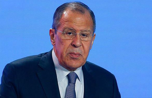 Lavrov: Libya'da acilen ateşkes ilan edilmeli
