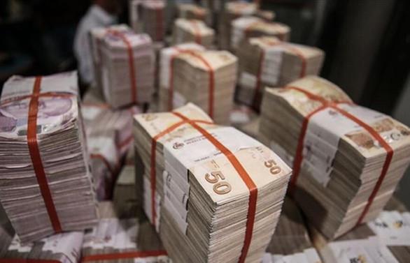 Nakit dengesi 30,3 milyar lira fazla verdi