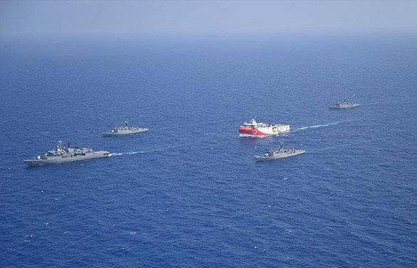 Rusya'dan Doğu Akdeniz'de arabuluculuk teklifi