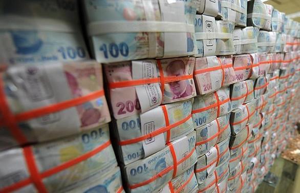 İç borç çevirme oranı ağustosta yüzde 205,9 oldu