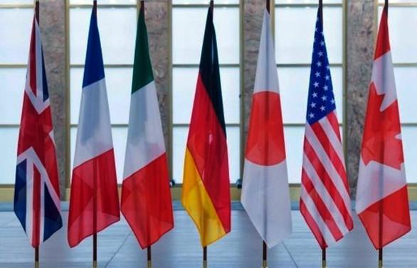 G7 ülkelerinden Rusya'ya soruşturma çağrısı