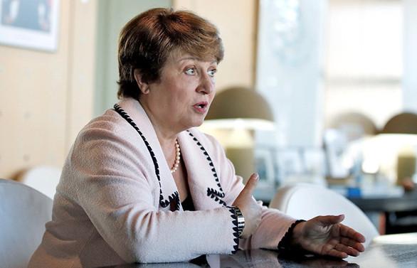 IMF Başkanı Georgieva: Merkez bankaları mucizeler yarattı
