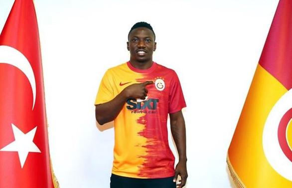 Galatasaray, Etebo'yu sezon sonuna kadar kiraladı
