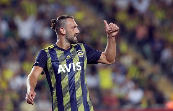 Fenerbahçe'den Vedat Muric açıklaması