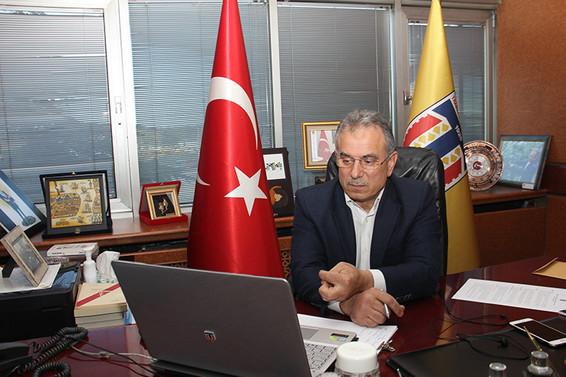 Borsa Başkanı Ergan; fındık ihracatındaki gidişatın desteklenmesini istedi