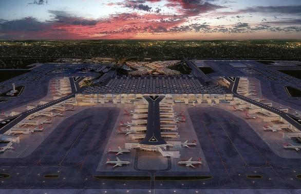 Global devler İstanbul Havalimanı ile Türkiye'yi aktarma merkezi yapacak
