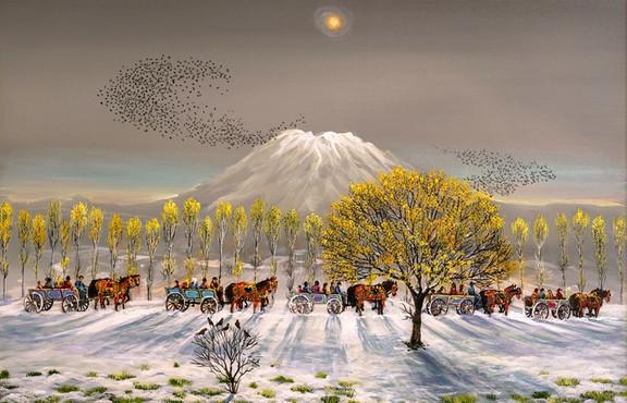 Anadolu'nun ressamı' Gökçebağ...