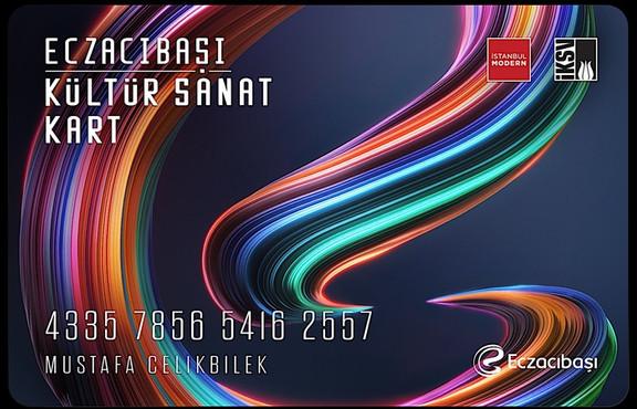 Bugüne kadar 4 bin üniversiteliyi İKSV etkinlikleri ile buluşturan Kültür Sanat Kart, artık İstanbul Modern'de de geçerli olacak. 250 TL değerindeki kart için başvurular, 20 Ocak'ta başlıyor.