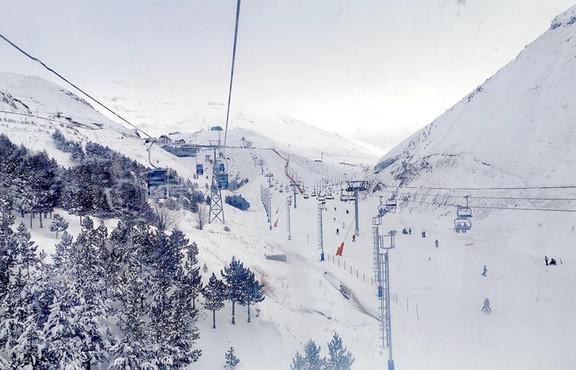 Kayak dünyasında Palandöken'in yıldızı...