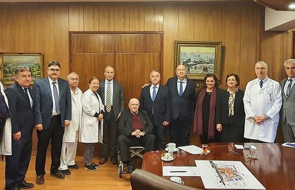 Prof. Dr. Murat Dilmener, koronavirüs nedeniyle hayatını kaybetti