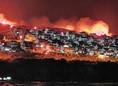 İzmir Karaburun'da makilik alanda yangın