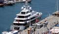 Rus iş adamının milyon dolarlık yatı Fethiye'de