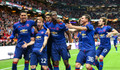 UEFA Avrupa Ligi'nde şampiyon Manchester United
