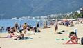 Sıcak havalar sahilleri hareketlendirdi