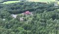 Fethullah Gülen'in Pensilvanya'daki malikanesini havadan görüntüledi